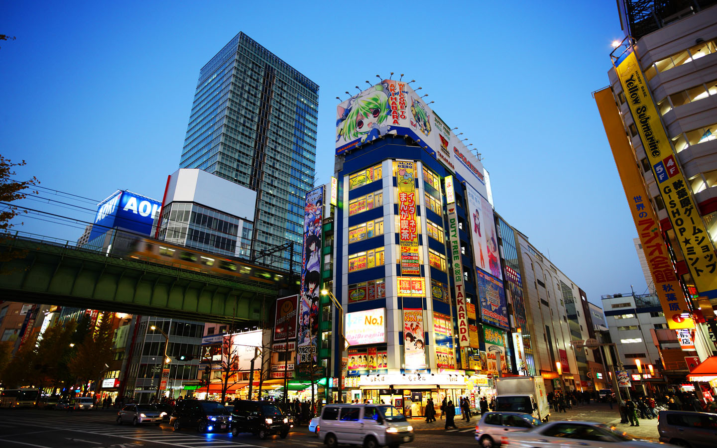 (English) Day Trip: 328 Hostel & Lounge to Akihabara